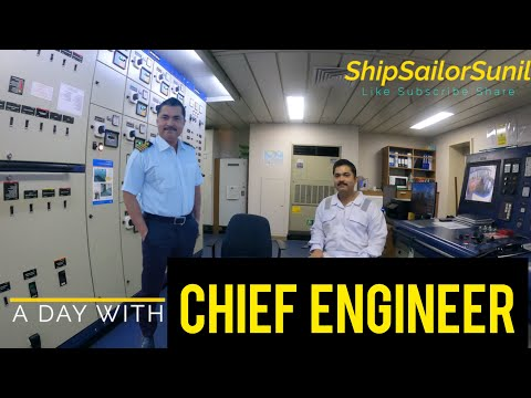 Chief Engineer Day