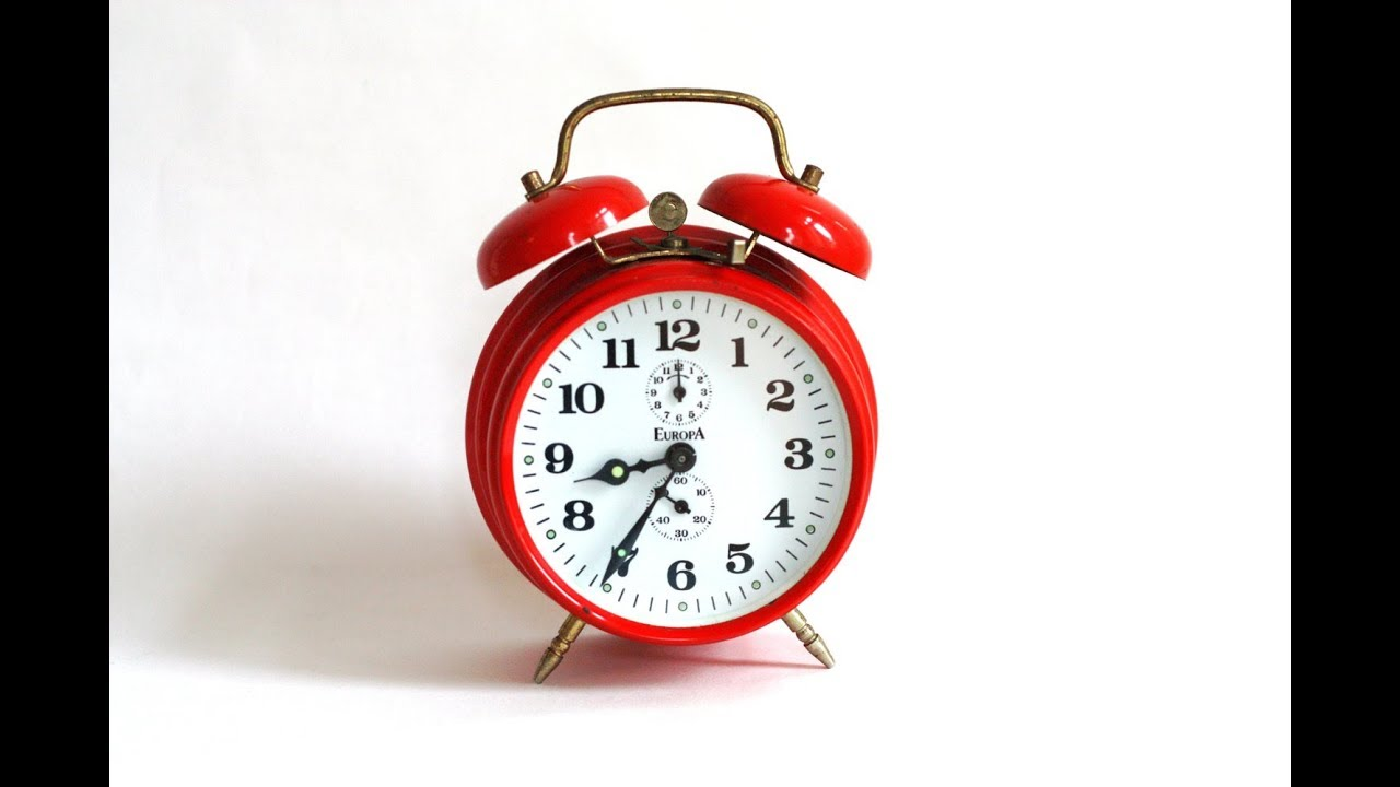 Free Alarm Clock How To Wake Up In The Morning