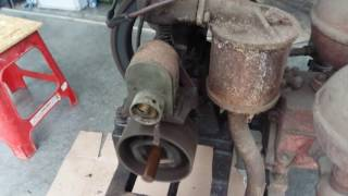 moteur japy 1ch avec java pompe
