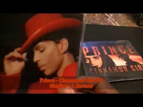 Prince - Cinnamon Girl CD Singles | A Review