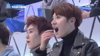 Video Jang Moon Bok performing BTS Boy In Luv (Produce 101 Season 2 Ranking Performance ) download MP3, 3GP, MP4, WEBM, AVI, FLV Desember 2017