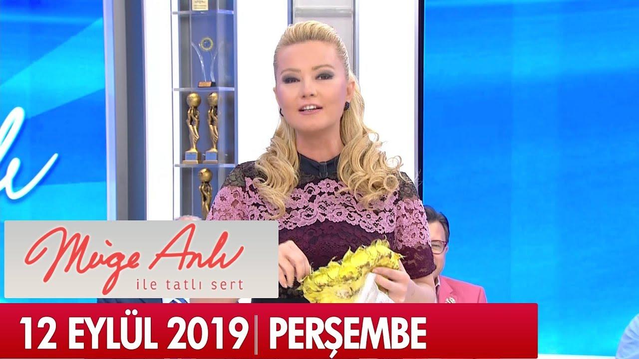 Müge Anlı ile Tatlı Sert 12 Eylül 2019 - Tek Parça