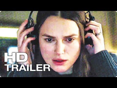 ОПАСНЫЕ СЕКРЕТЫ Русский Трейлер #1 (2019) Кира Найтли, Мэтт Смит Thriller Movie HD