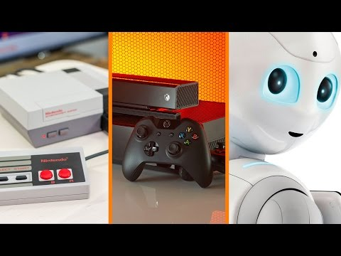"NES Classic DEAD + Xbox Refunds Are ""BOLLOCKS"" + Robots Are RACIST? - The Know"