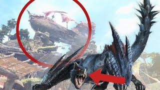 Monster Hunter Word: TGS Trailer Breakdown
