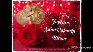 ❣ Bonne st Valentin à tous les abonnées ❣
