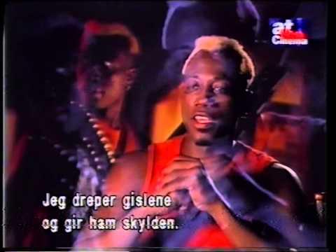 "At the cinema: ""Demolition man"" featurette (Norwegian subtitles)"