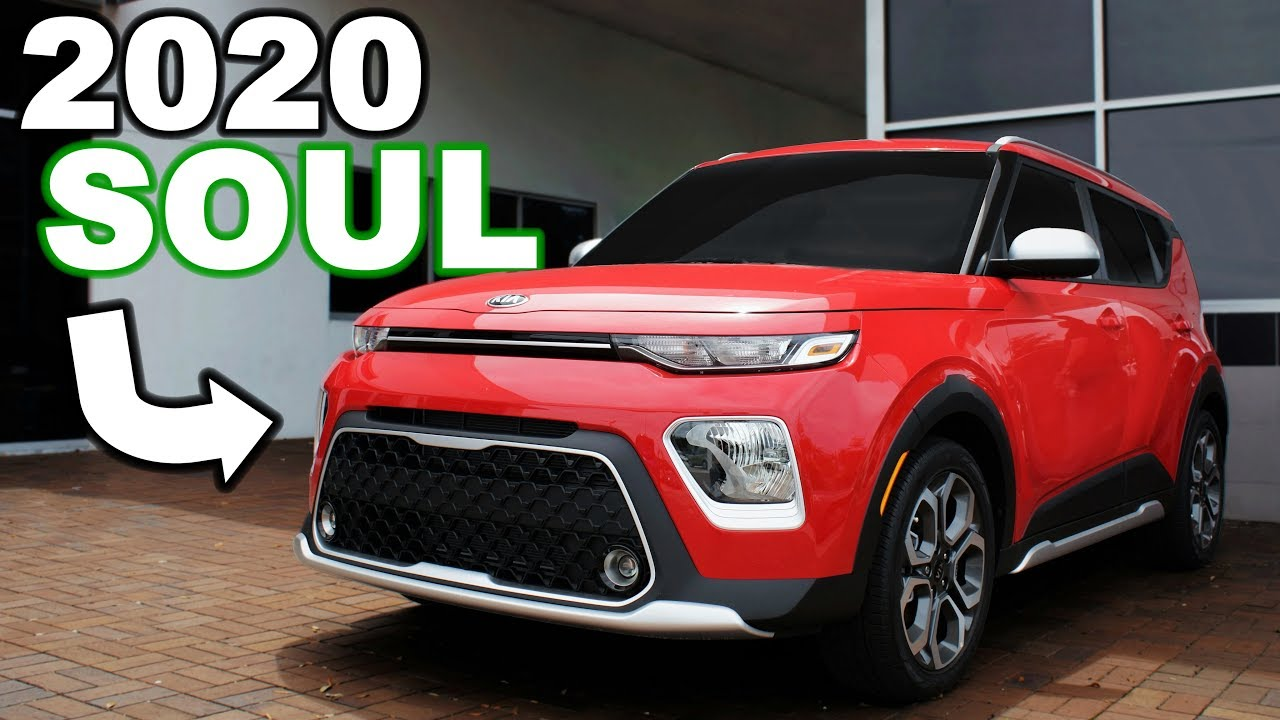 Best Compact Cars 2020 World's BEST Compact Car? 2020 Kia Soul Review   YouTube