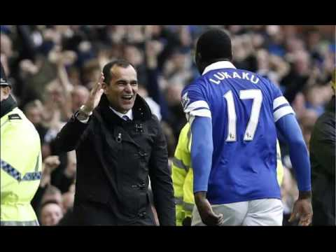 Roberto Martinez lauds Lukaku as Belgian strikes again!