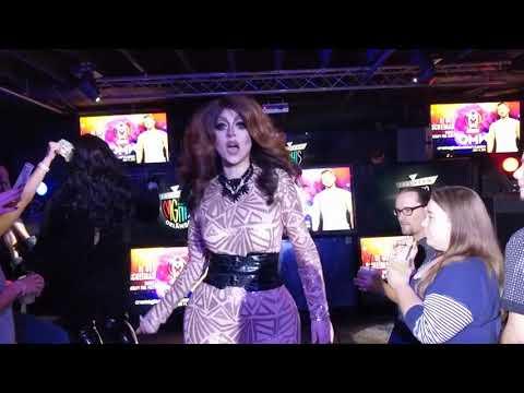 Venus Envy Vs. Lulu Cavalli - Dueling Diva's Week 2 - Southern Nights Orlando