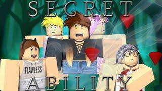 Secret Ability The Series l Full Episodes l ROBLOX SERIES l