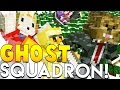Minecraft GHOST SQUADRON  (Funny Moments)