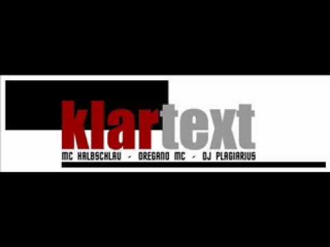 KLARTEXT MCs - A AUI DEPPE