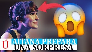La cara que nunca habías visto de Aitana  La cantante anuncia los detalles de su próximo trabajo