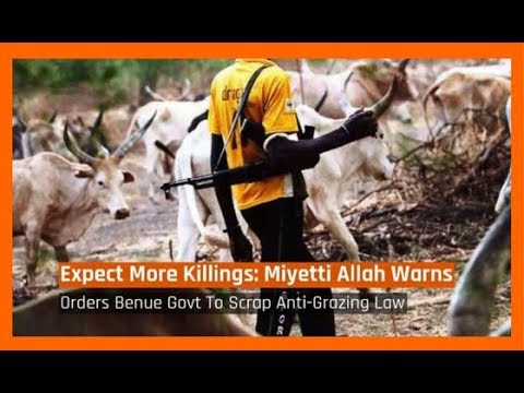 Nigeria News Today:  Expect More Bloodshed, Miyetti Allah Leader Spits Fire (13/01/2018)