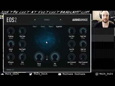 BEST REVERB PLUGIN EVER? Audio Damage EOS 2 In Depth Review and Demo