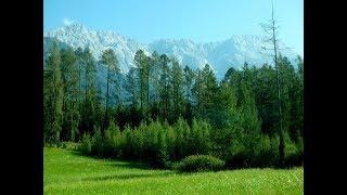 Piękne miejsca - Alpejskie wioski (muz. R. Clayderman)