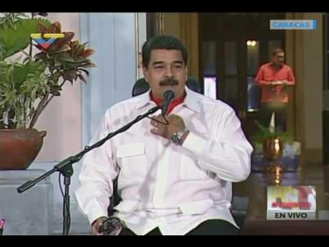 Presidente Maduro convocará a diseñadores para concurso nacional de liquiliquis