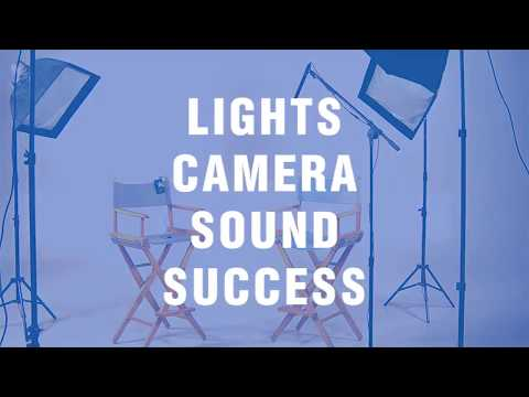 Audition Taping Services - Lights Camera Sound Success