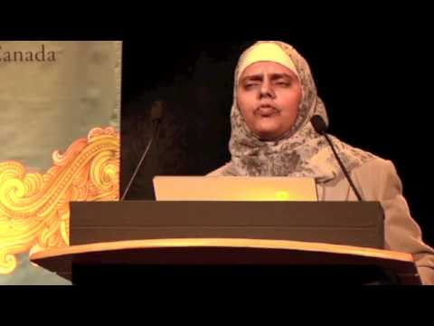 """Rabia Khedr - """"The Prophet's Marriage to Khadijah: A Contemporary Model"""""""