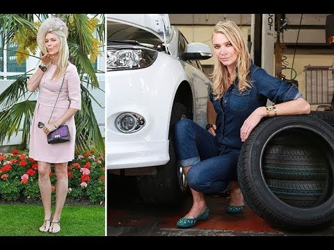 How old is Jodie Kidd, how tall is she and which TV s has the former model been on