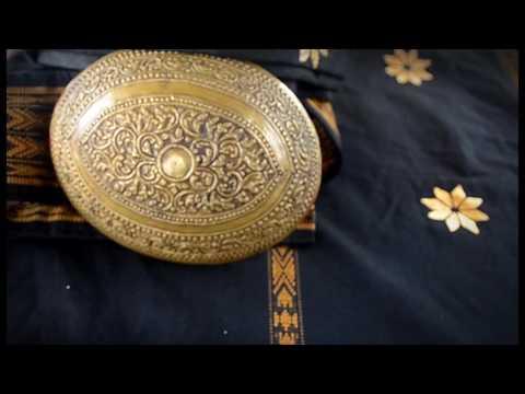 Malaysia Culture - Telepuk Art