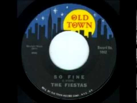 The Fiestas - So Fine