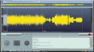 How to create an mp3 sermon using Magix Audio Cleaning Lab for St. James Lutheran Church