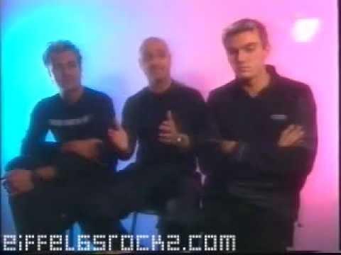 Eiffel 65 - Interview (MTV Europe 1999)