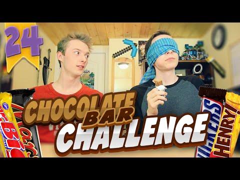 SKYvsFIN | EP 24 | Chocolate Bar Challenge! (Taste Test)