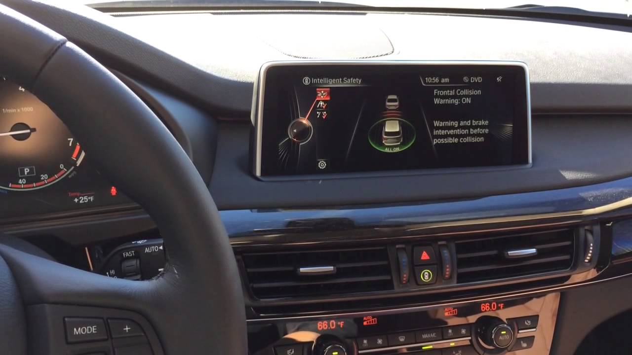 2014 x5 startup and rear entertainment selection