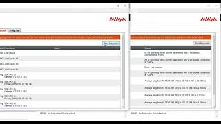 Basic troubleshooting and health Check on Avaya Aura Session Border Controller for Enterprise