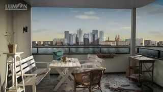Why frameless Lumon balcony glazing
