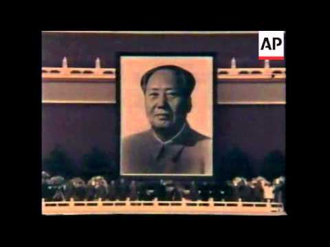CHINA: HUNAN  PROVINCE: REACTION TO DENG XIAOPING'S FUNERAL
