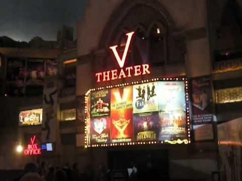 V Theater, Las Vegas