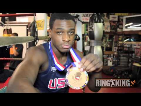Le'Shawn Rodriquez USA Boxing's #1 Ranked Middleweight Team USA Member Interview