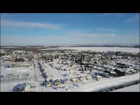 Carrot River Saskatchewan Winter 2017
