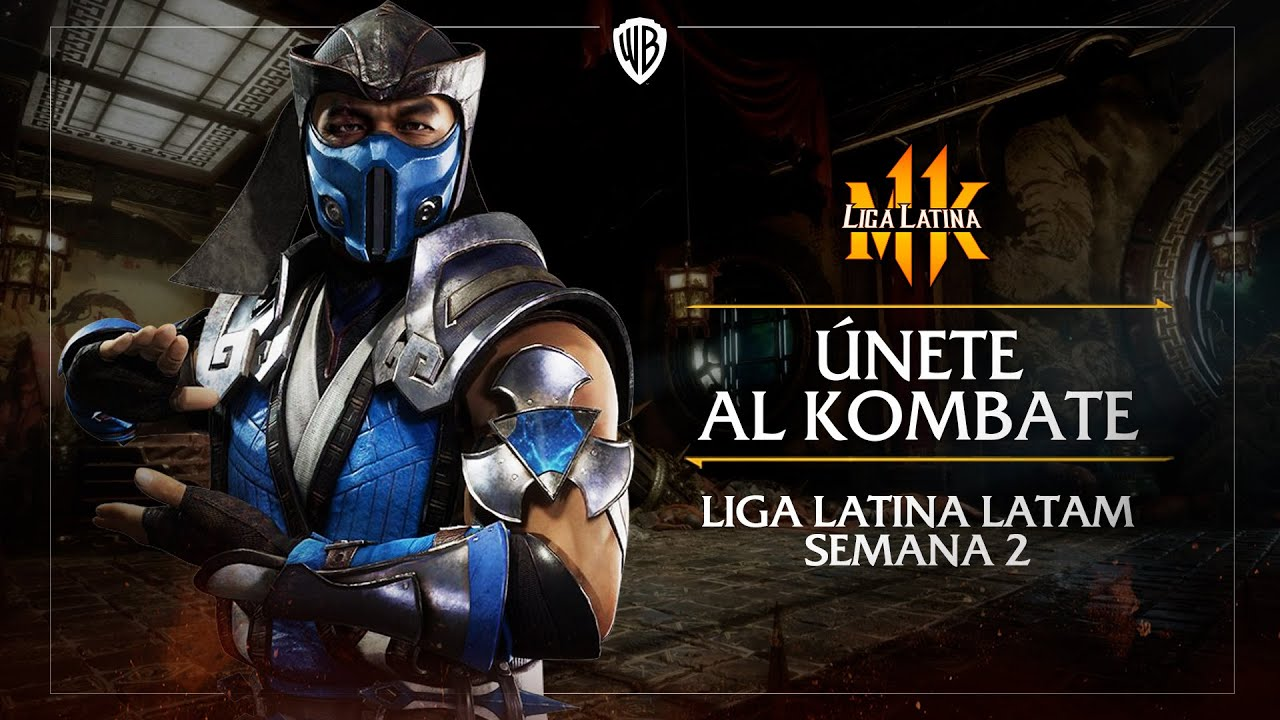 MK11 Pro Kompetition: Liga Latina - LATAM South Week 2