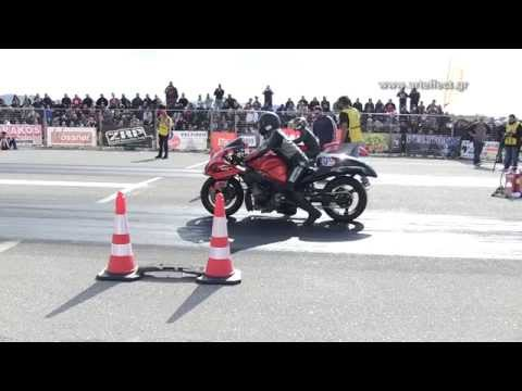 DRAGSTER GREEK CHAMPIONSHIP FINAL ROUNDS 23/11/2014 Part-1/3