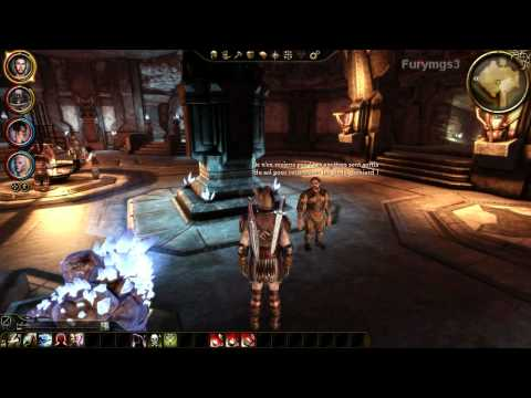 Dragon Age : Origins Walkthrough HD FR part 114 : La Lice (3)