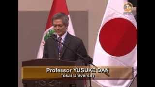 UNMSM fue sede de la 3era Reunión del Consorcio de Universidades Perú-Japón 2013