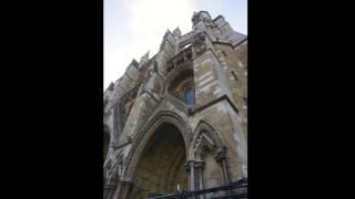ウェストミンスター寺院【1人で海外旅行 第二弾】XJAPAN WEMBLEY公演の下見旅行12