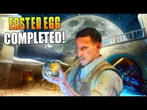 DER EISENDRACHE EASTER EGG COMPLETED! (Completing Every Easter Egg In BO3 Z0mb!e$ #2) - MatMicMar