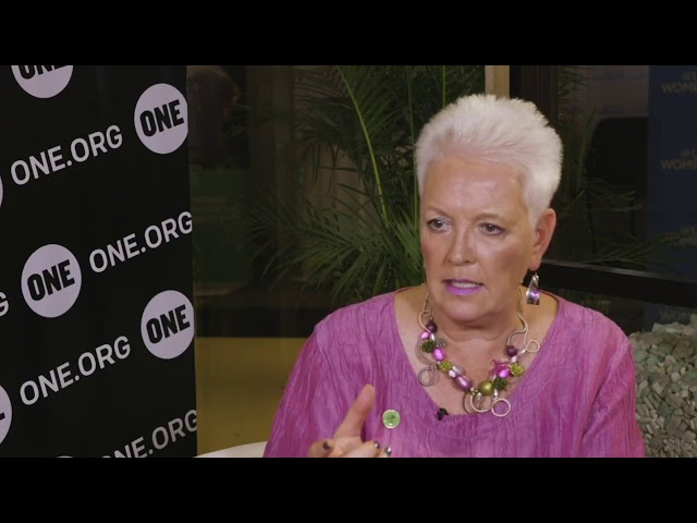 #AGRF2019 Fireside Chat - Gayle Smith, CEO ONE Campaign