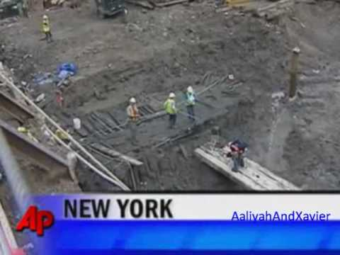 Mysterious 18th Century Ship Discovered Burried Under World Trade Centers (Ground Zero) 2010