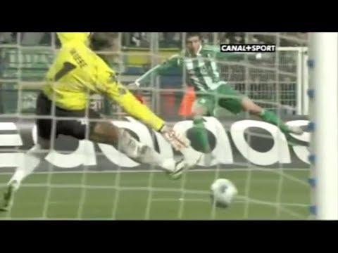 ASSE 2-2 Werder Brême - 8e de finale retour de la Coupe UEFA 2008-2009