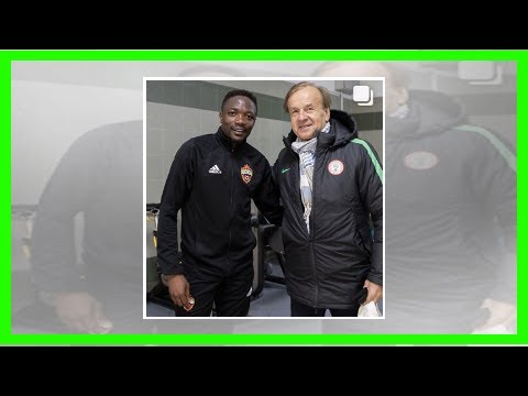 Breaking News   Leicester City Loanee Musa Keeps To His Promise, Opens CSKA Account Vs Lyon:: All...