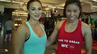 AirAsia UFC Training Scholarship | Linda Darrow: Vegas Training Week 3