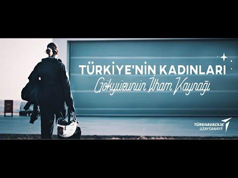 TUSAŞ - 8 Mart Dünya Kadınlar Günü / Hayallerin Peşinde, Gözümüz Yükseklerde!