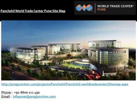 Propjuction, Panchshil World Trade Center Pune, Property in pune